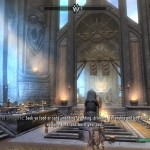 The great feast hall of Sovngarde